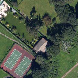 Old-St-Mellons-playing-field-Aerial-View